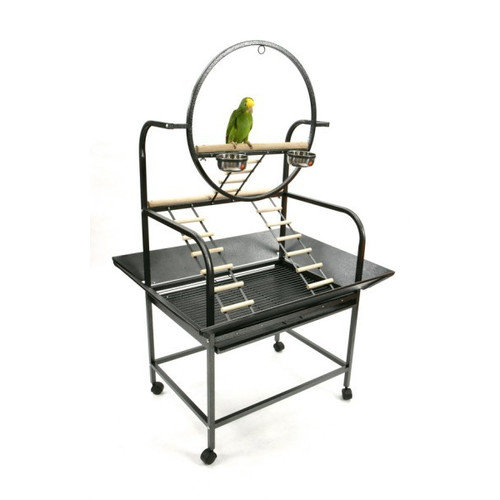 A&E Cage Co. The  O'' Parrot Play Stand