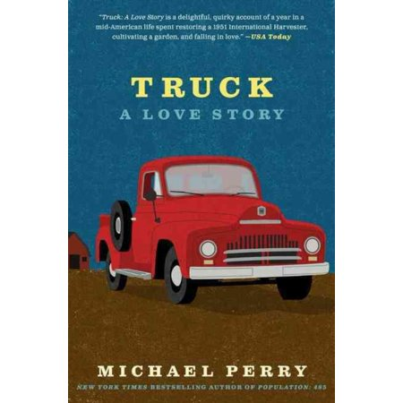 Sidecar Cover - Truck: A Love Story
