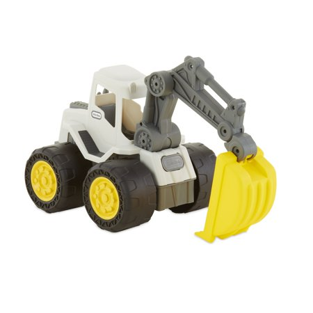 Little Tikes Dirt Diggers 2-in-1 Excavator with Removeable Shovel Little Tikes Train