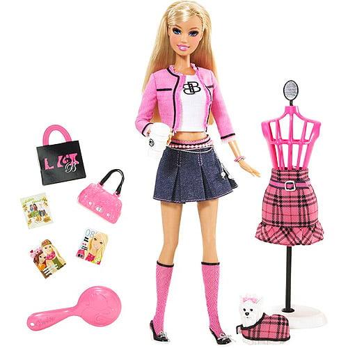 Barbie  -  Mattel Barbie Out Shopping Barbie Doll