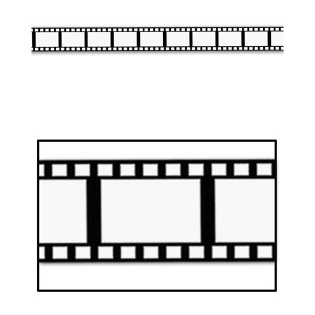Movie Filmstrip Poly Party Tape Halloween Decoration 3