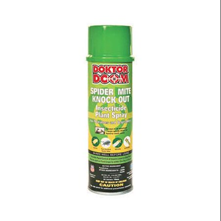 Spider Mite Knockout Insecticide, 16 oz. Aerosol, Hydrofarm, (Best Cure For Spider Mites)