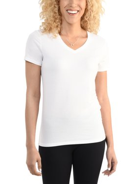 Seek No Further Women's Short Sleeve V-Neck T-Shirt