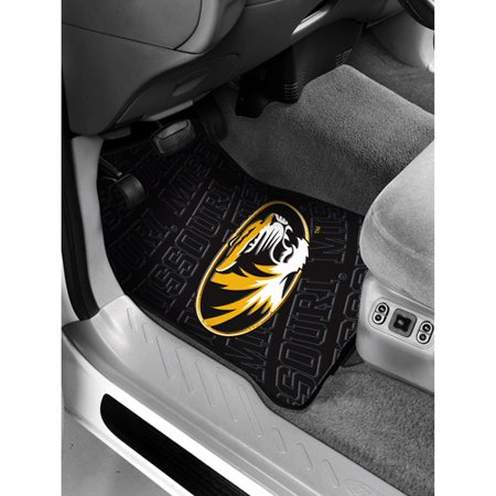 NCAA -Missouri Floor Mats - Set of 2