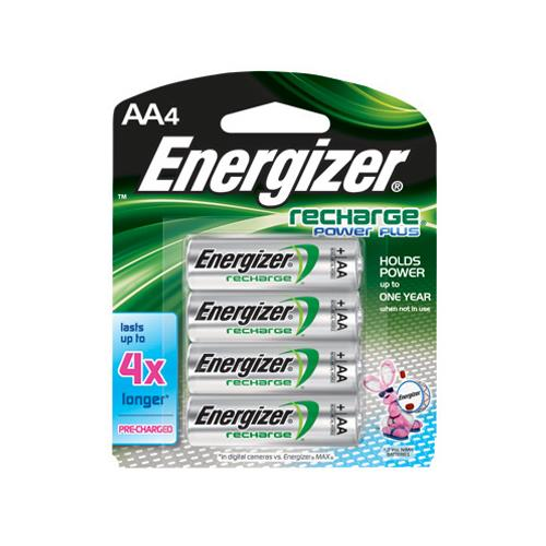 """Eveready Battery NH15BP-4 4-Pack """"AA"""" Rechargeable Battery by EVEREADY BATTERY CO"""