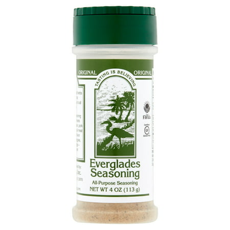 - (3 Pack) Everglades Seasoning 4 Ounce