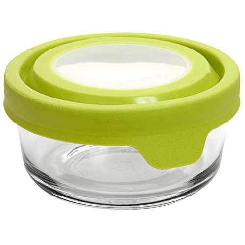 Anchor Hocking True Seal Round 8 Oz. Food Storage Container (Set of 6)