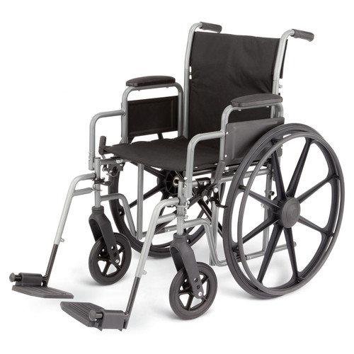 Medline K3 Basic Standard Bariatric Wheelchair