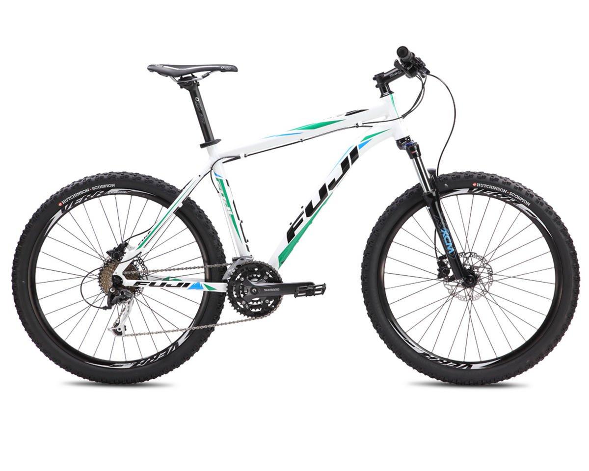 "Fuji Bikes Nevada 1.5 D Hardtail Mountain Bike (2013) (White) (19"") by"