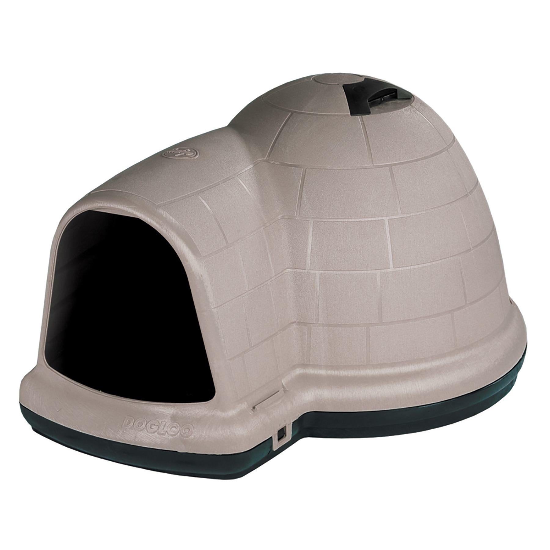 Petmate Indigo Dog House with Microban, 25-50 Lbs