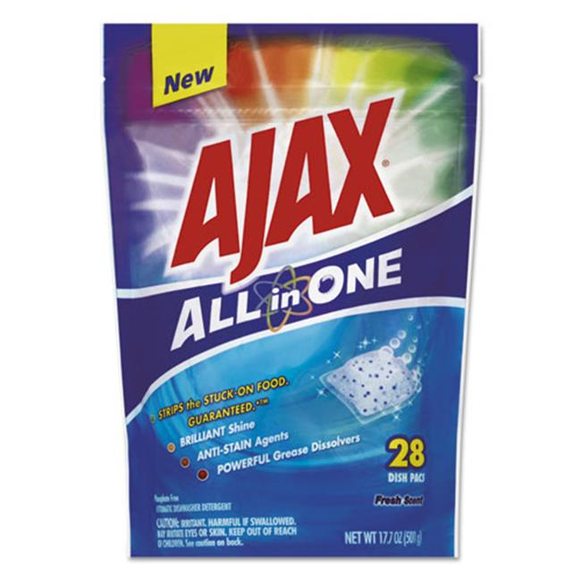 Cpc 44427 All In One Automatic Dish Detergent Pacs, Fresh Scent
