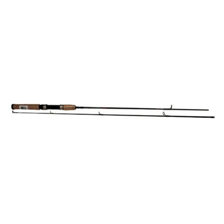 Zebco quantum gxs562l pb3 graphex spinning rod fishing for Light action fishing rod