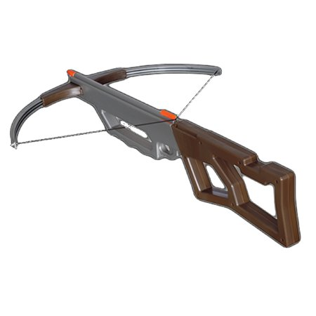 Plastic Crossbow Costume Prop Fake Zombie Killer Hunter Walking Dead Daryl Toy