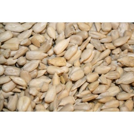 BAYSIDE CANDY ORGANIC SUNFLOWER SEEDS SHELLED RAW, 1LB ()
