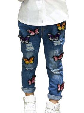 703959d5ea720 Toddler Girls Jeans - Walmart.com
