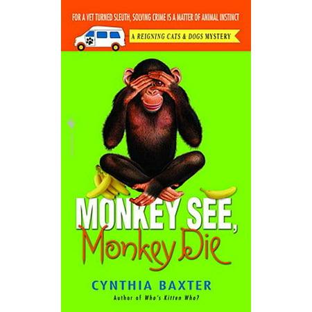 Monkey See, Monkey Die - eBook