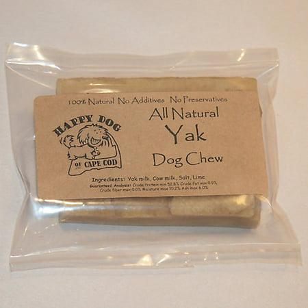 Happy Dog Yak Small Dog Chew 3 Pack - Happy Halloween Doge