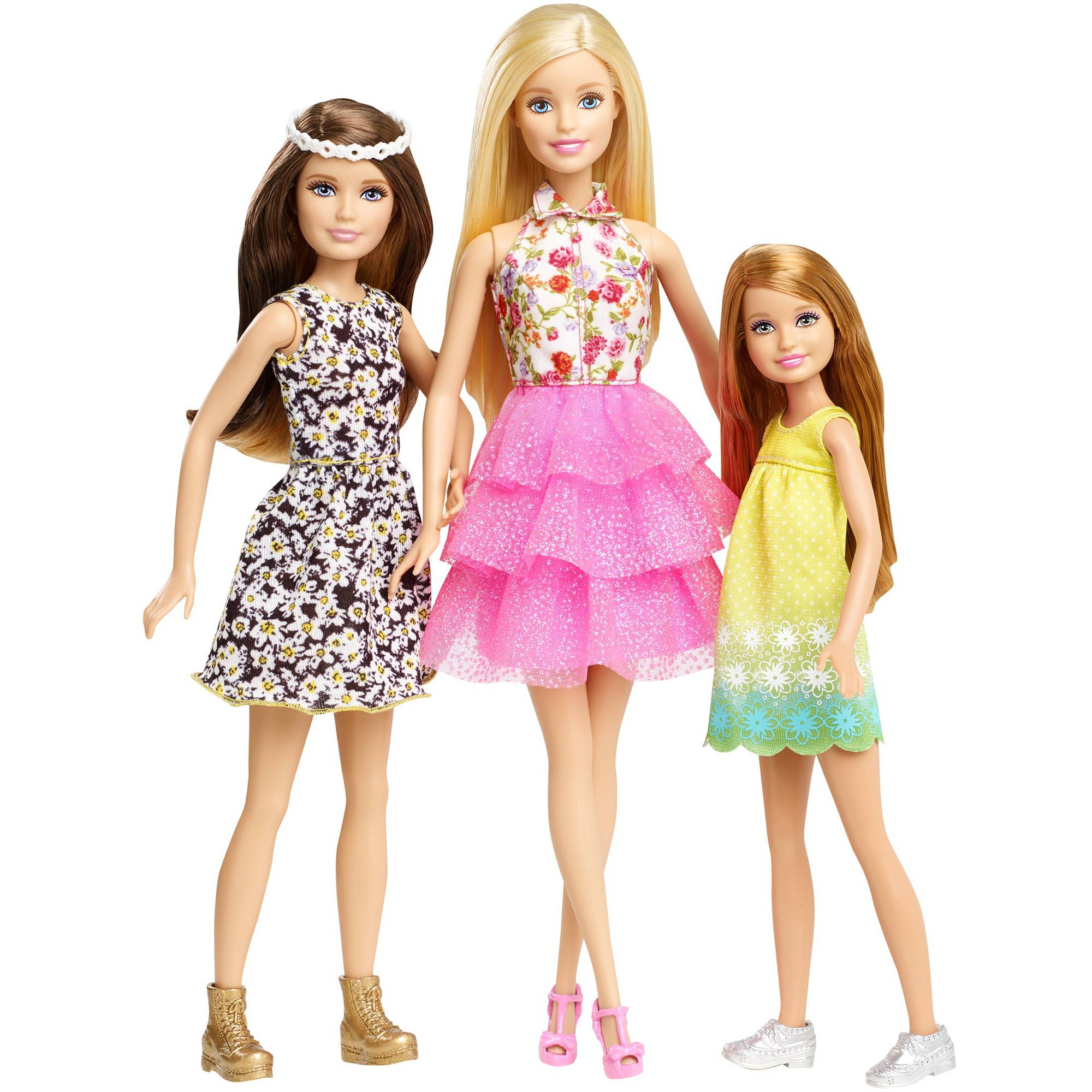 Mattel Barbie and Her Sisters in the Great Puppy Adventure Giftset