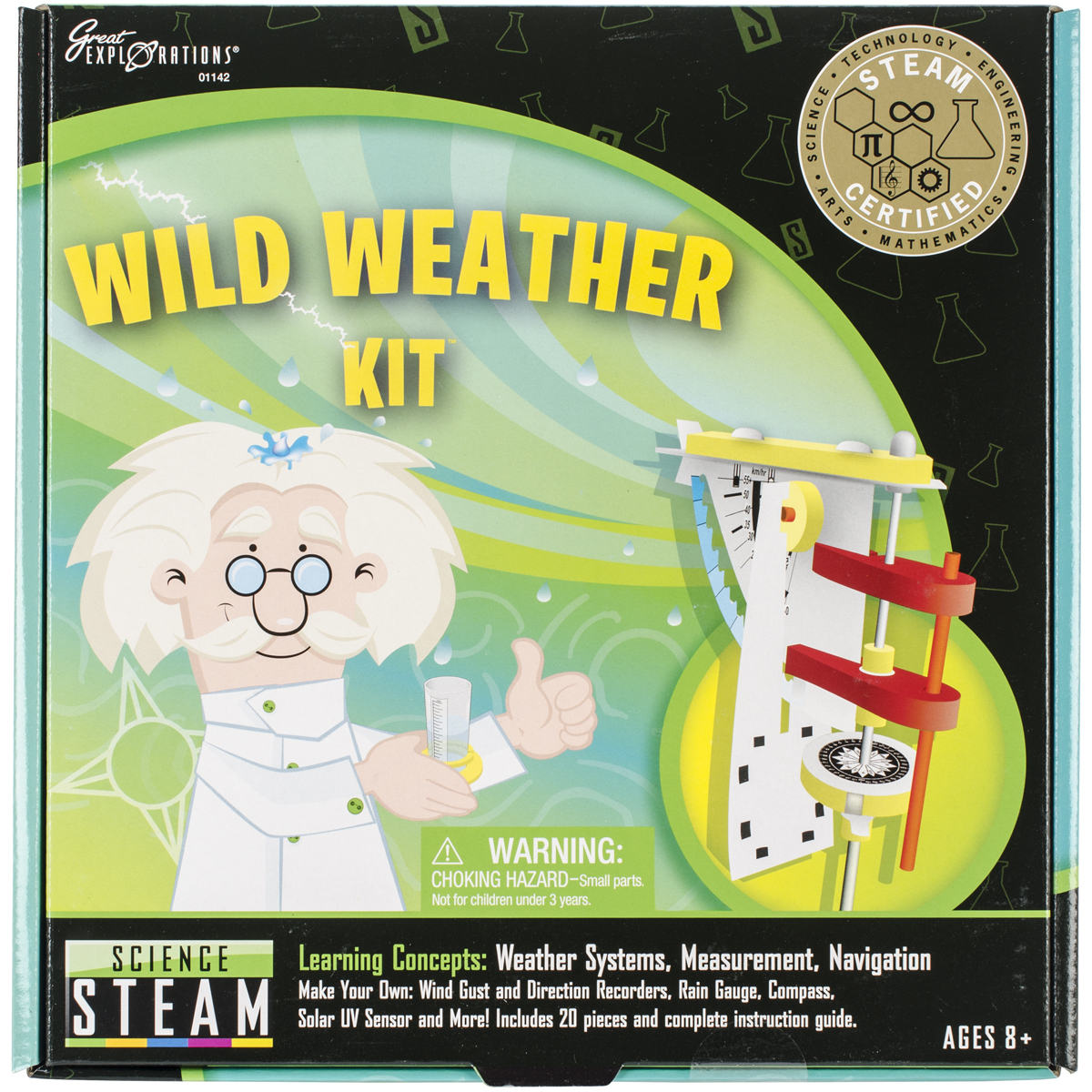STEAM Science KitWild Weather