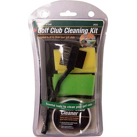 Golf Cleaning Kit (JEF World of Golf Club Cleaning Kit)