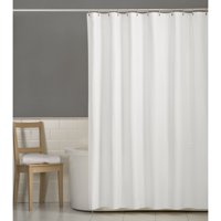 Product Image Mainstays Water Repellent Fabric Shower Curtain Or Liner 72 X