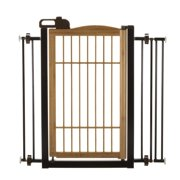 Richell Take' One-touch Pet Gate