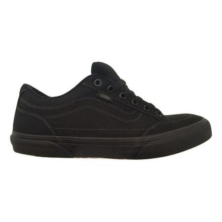 Vans Bearcat Canvas Black/Black Men's Classic Skate Shoes Size 10 - Vans Shoe Size Chart