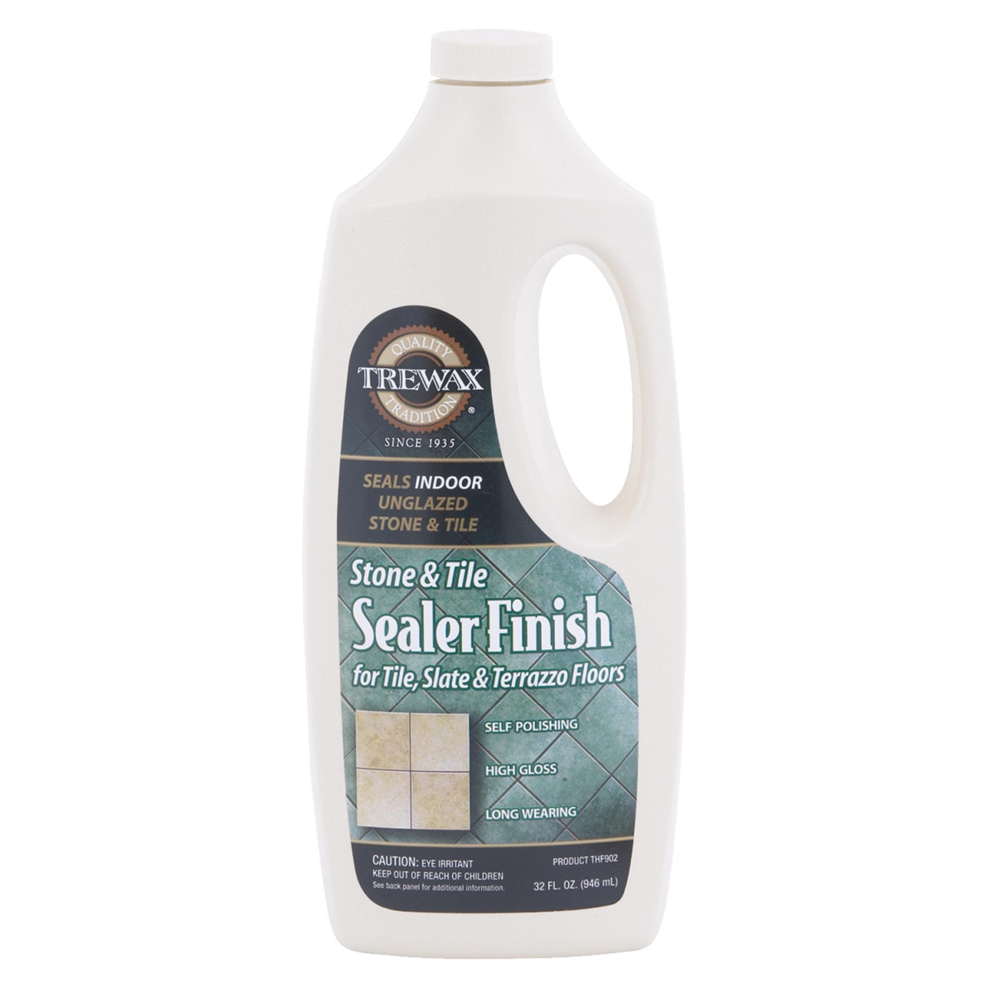 Trewax Stone Tile Sealer Finish Walmart Com