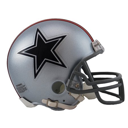 Riddell Mini Replica Throwback Helmet - Riddell Mini Replica Throwback Helmet - NFL Dallas