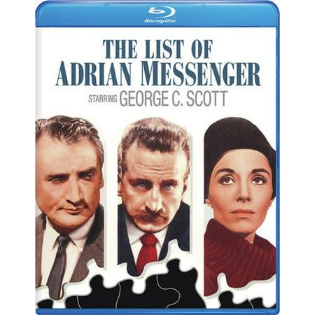 The List of Adrian Messenger (Blu-ray) - Satanic Movies List
