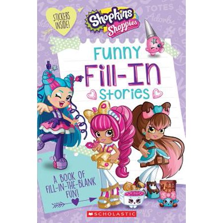 Funny Fill-In Stories : A Book of Fill-In-The-Blank Fun! (Halloween Fill In The Blank Stories)