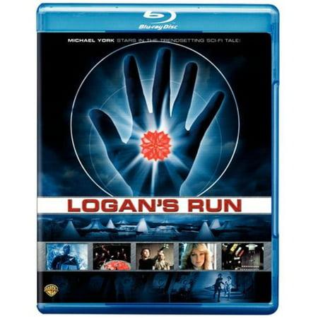 Logans Run  Blu Ray   Widescreen