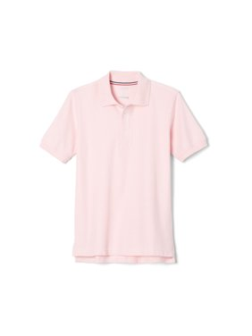 French Toast Boys School Uniform Short Sleeve Pique Polo Shirt (Little Boys & Big Boys)