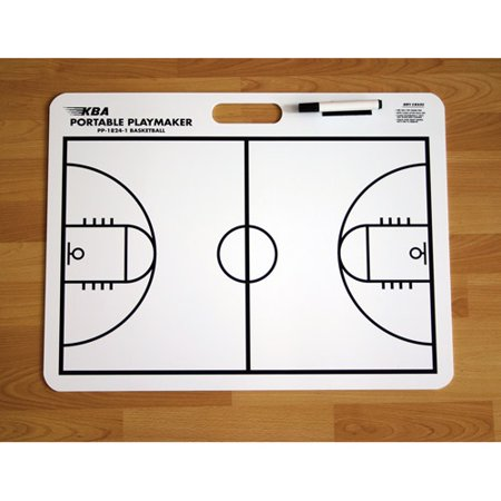 Portable Playmaker Basketball - Basketball Dry Erase Boards