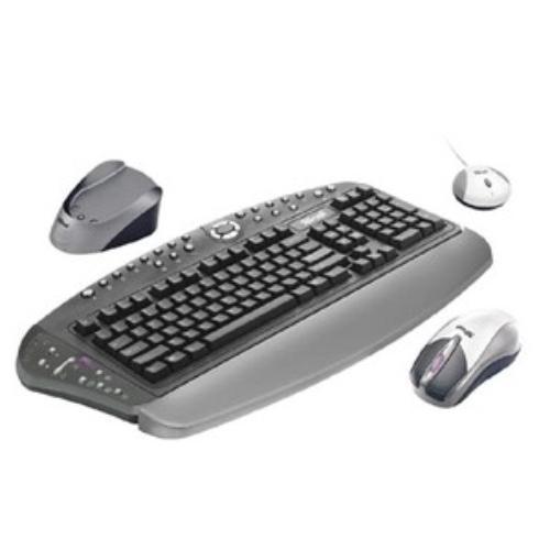 Trust Classics 370B Easy Scroll Wireless Desk Set (13110)