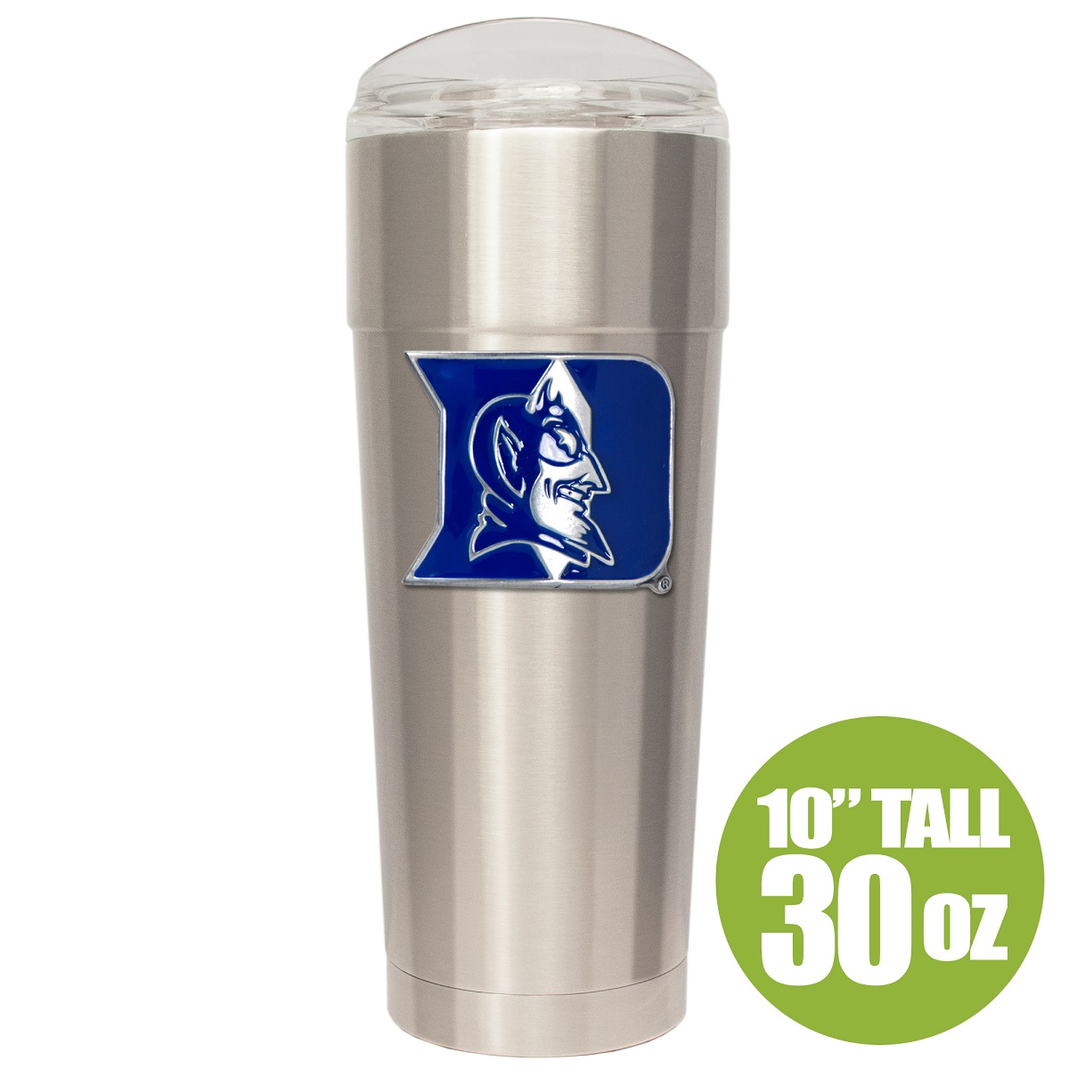 Duke Blue Devils 30oz Vacuum Insulated Eagle Stainless Steel Party Cup