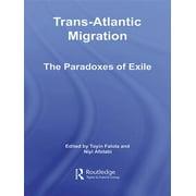 Trans-Atlantic Migration - eBook