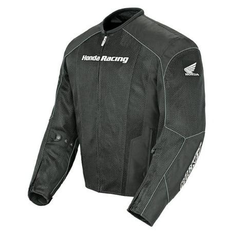 Joe Rocket CBR Mens Black Mesh Motorcycle Jacket
