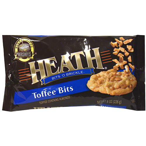 Heath Bits O Brickle Toffee Bits, 8 oz (Pack of 12)