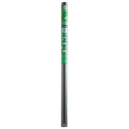Screen,Fiberglass,48 in.x25 ft.,Charcoal SAINT-GOBAIN ADFORS FCS8559-M Charcoal Fiberglass Screen Wire