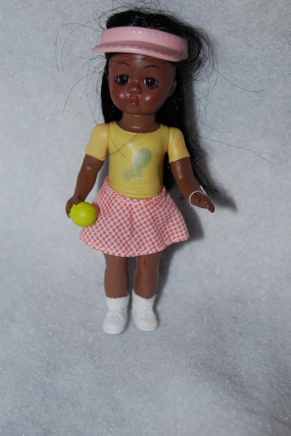 McDonalds 2005 Tennis Girl African American #10, By Madame Alexander Ship from US by