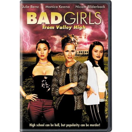 Bad Girls from Valley High (DVD) - Valley Girl Size Chart