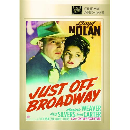 Just Off Broadway DVD-5 by