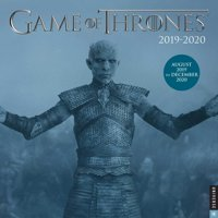 Game of Thrones 2019-2020 17-Month Wall Calendar (Other)