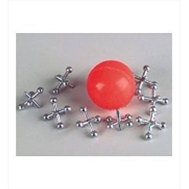 CoverYourHair am923 Metal Jacks with Ball