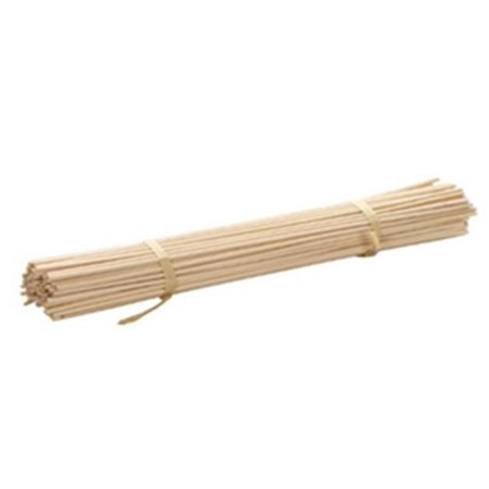 12' Square Diffuser - Hosley 100 Pack Rattan Diffuser Reeds, NATURAL, 8.75