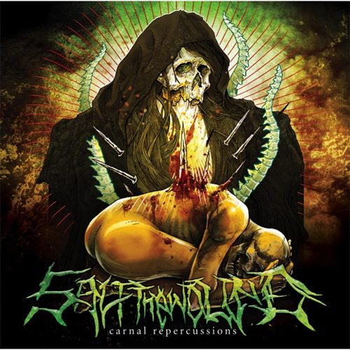 Salt the Wound - Carnal Repercussions [CD]
