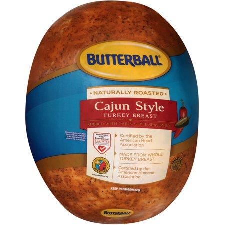 cajun turkey breast
