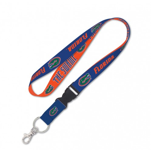 Florida Gators Official NCAA 20 inch  Lanyard Key Chain Keychain by WinCraft