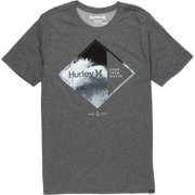 Hurley Mens Magna Dri-Fit Premium Short Sleeve T-Shirt MTS0020460